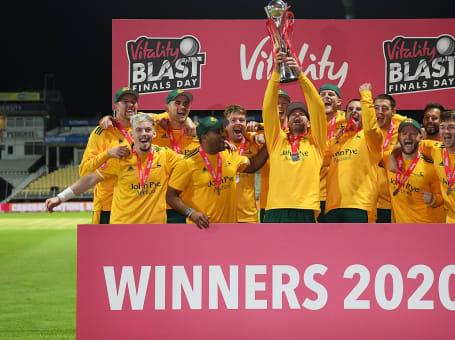 Vitality Blast Winners