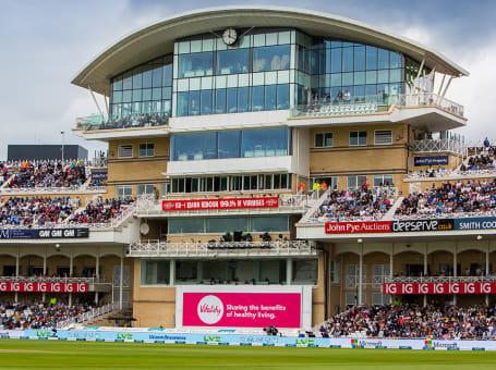 England v India Test Trent Bridge
