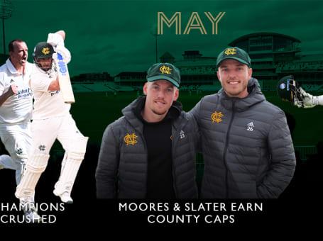Season Review May