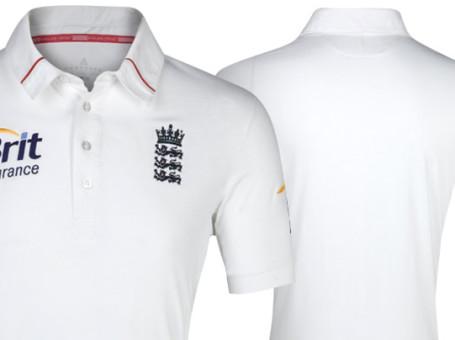 England Test Shirt