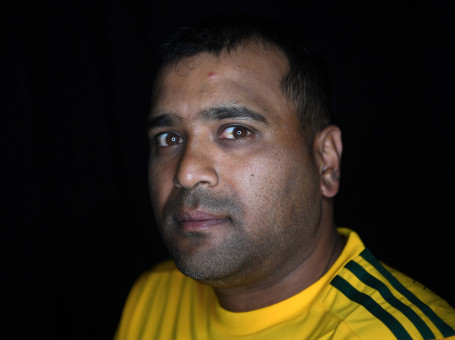 SAMIT PATEL: TRENT BRIDGE TITAN