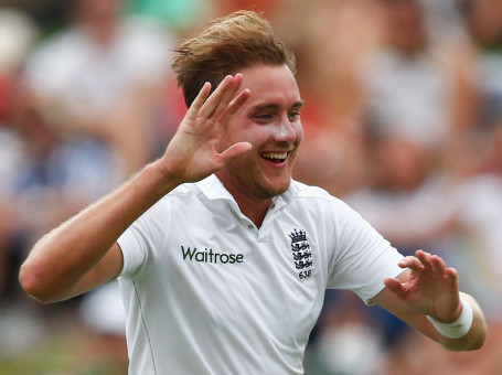 Stuart Broad - one of the greats