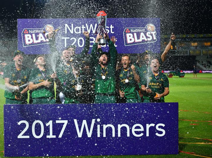 2018 T20 BLAST FIXTURES