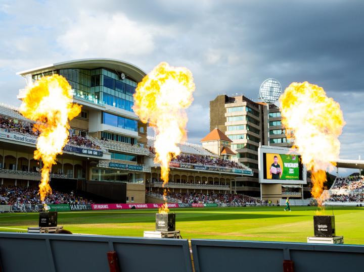 T20 RETURNS TO TRENT BRIDGE ON 18 JULY