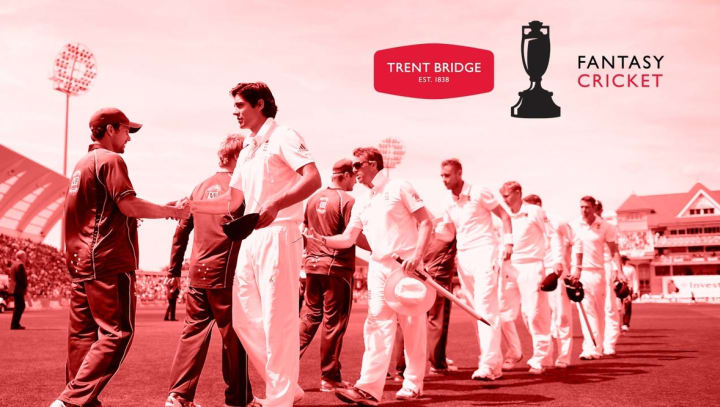NCCC News : Fantasy Ashes: Second Test Top 500