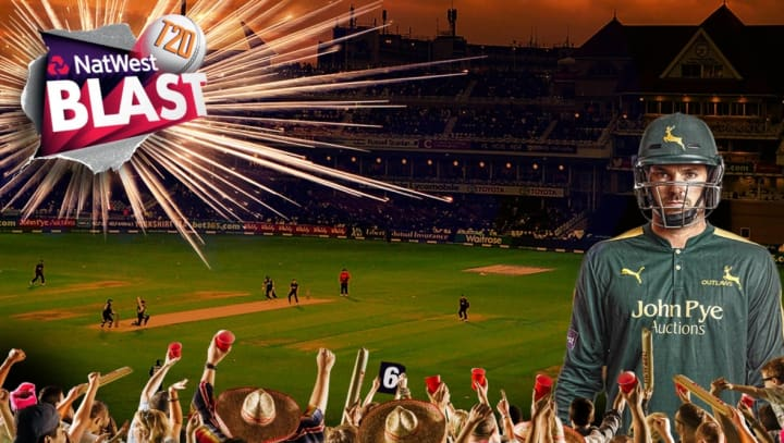 NCCC News : Last Chance For NatWest T20 Blast Hospitality Boxes