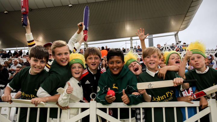 Family T20 at Trent Bridge