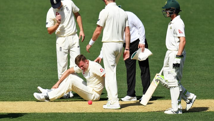 Jake Ball injured in Aus