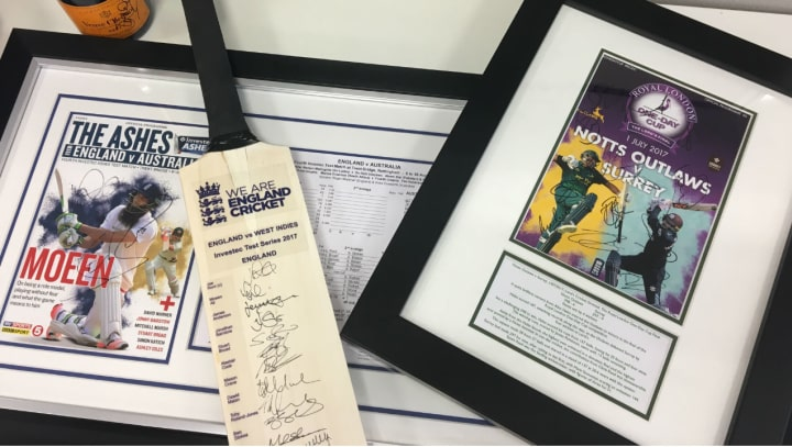 John Pye charity auction