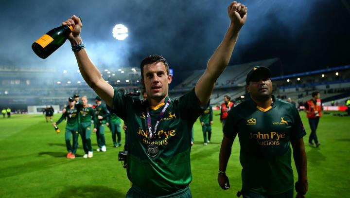 Mullaney T20 trophy win