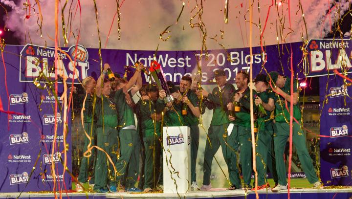 T20 Finals Day Celebration