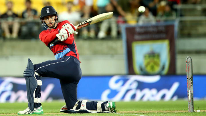 Alex Hales NZ T20