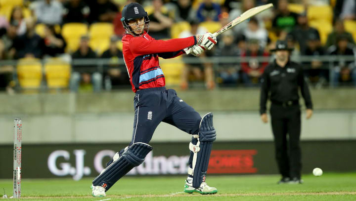 Alex Hales England T20 Feb 2018