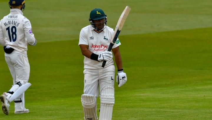 Samit Patel Batting Hants