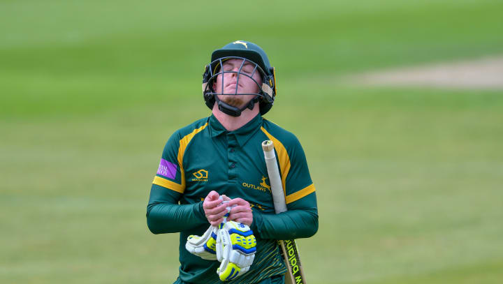 Tom Moores Frustrated