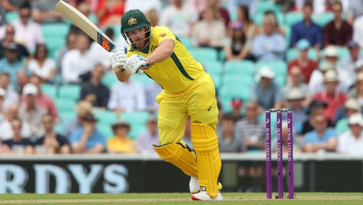 Finch eyes Aussie comeback - starting at Trent Bridge