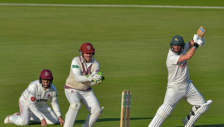 Steven Mullaney v Somerset