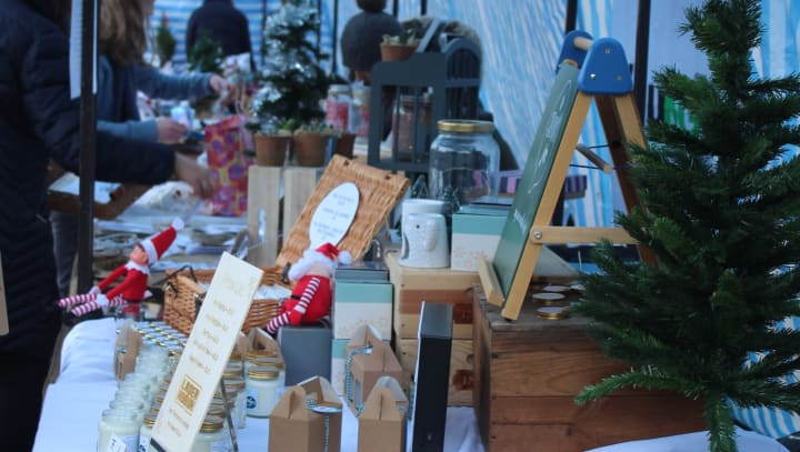 Trust Christmas Market