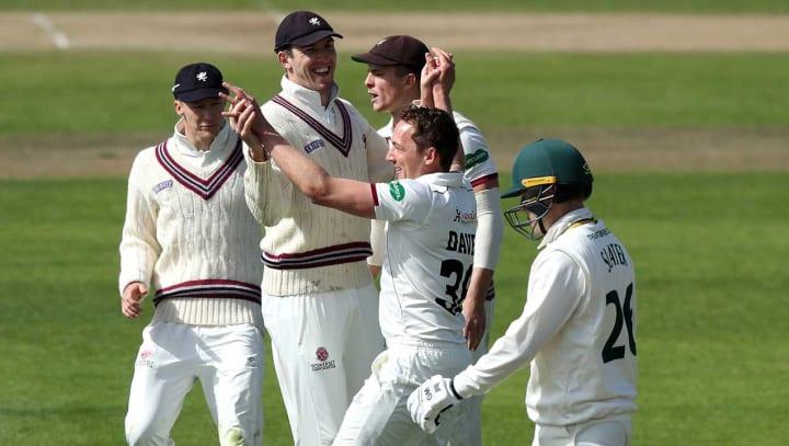 Somerset Win