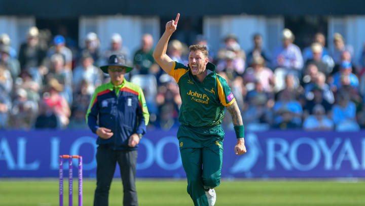 James Pattinson RLODC
