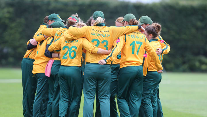 NCCC News : Nottinghamshire Women's Squad 2019: In Their Own
