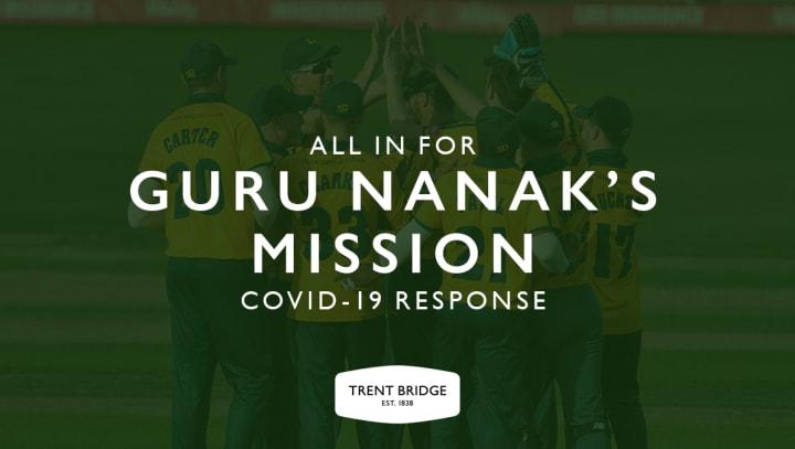 All In Guru Nanak's mission