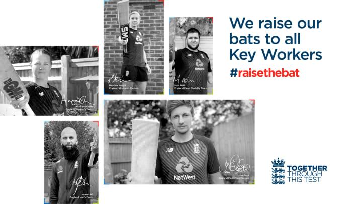 Raise The Bat