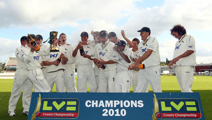 2010 title win