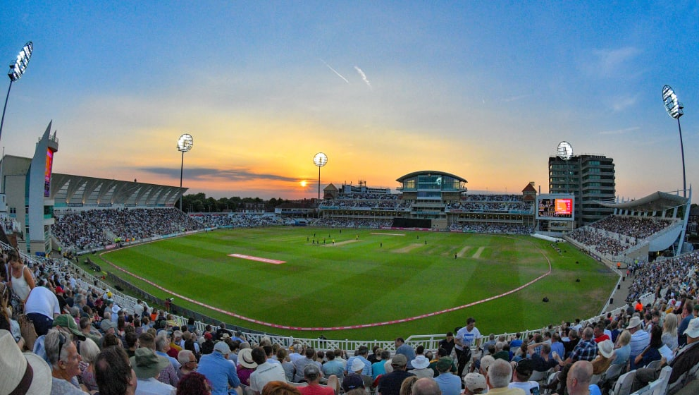 Trent Bridge Fixtures & Results