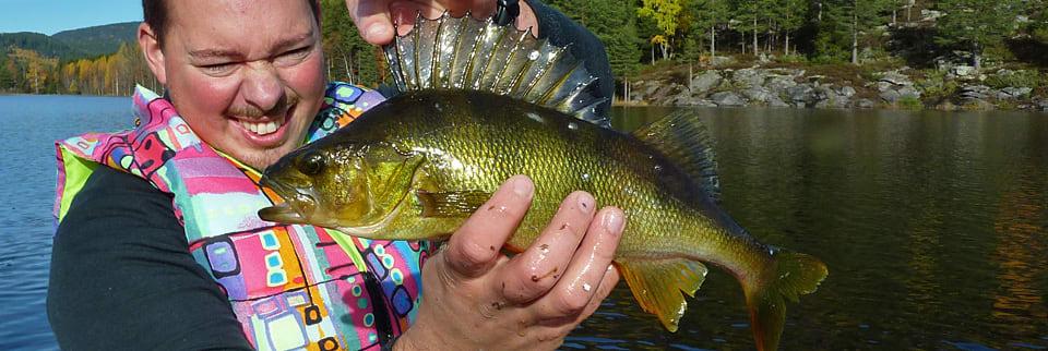 Gode fiskemuligheter
