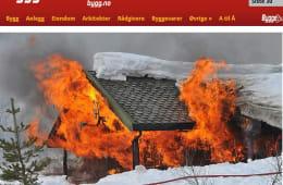 Enkle grep kan hindre brann på hytta