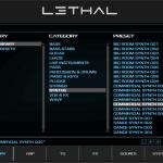 Lethal di Lethal Audio preset, un nuovo VSTi per musica elettronica