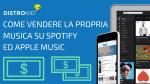 Come vendere la propria musica su Spotify ed Apple Music