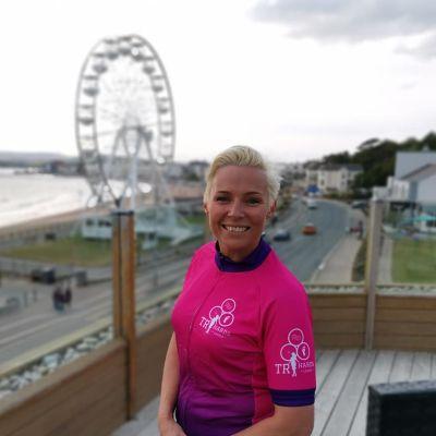Hannah - Tri-Hards Cycle Leader