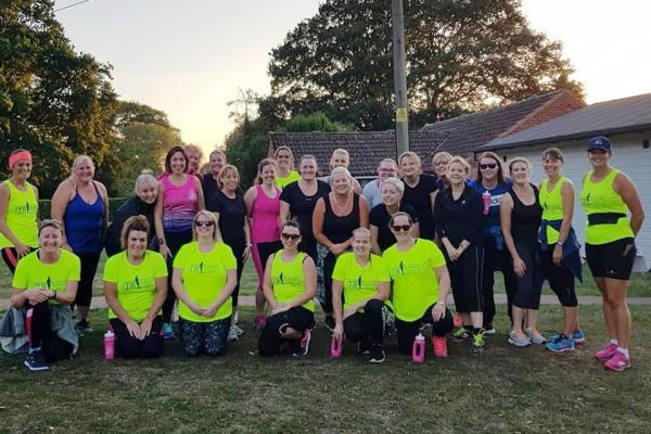 Ladies 0-5k Beginners Running Course
