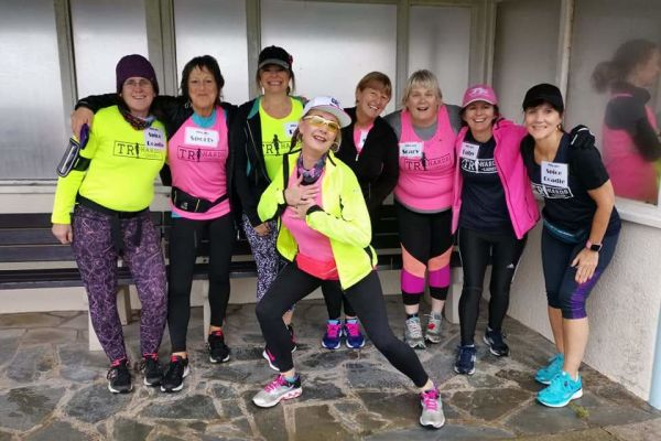 Over 50s Ladies 0-5k Running Course
