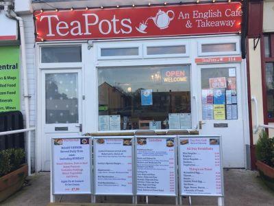Teapots Cafe