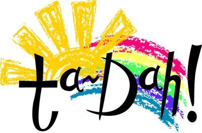 Ta Dah Art for Kids