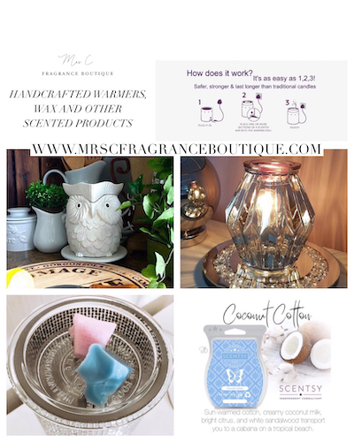 Scentsy Home Fragrance