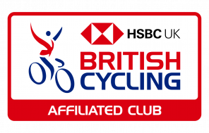 Tri-Hards is an Affiilated Club of British Cycling