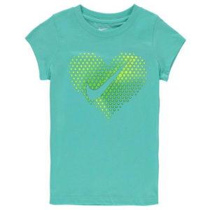 Pop srdce T Shirt kojenecké dívky