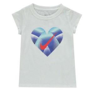 Krokové srdce tričko Děti
