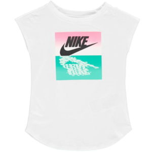 Západní Futura T Shirt Děti Dívky
