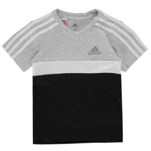 COT Barevný blok T Shirt dětské chlapci
