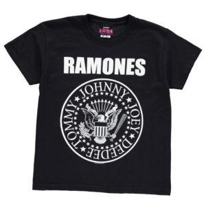 Ramones T Shirt Junior