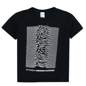 Oficiální kapela Joy Division T Shirt Junior Boys