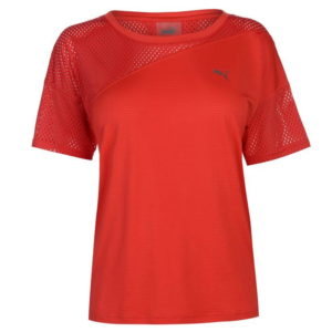 ACE Mesh T Shirt dámské