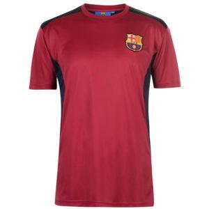 Barcelona Poly T Shirt pánské
