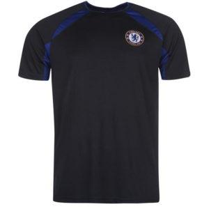 Chelsea FC Poly T Shirt pánské