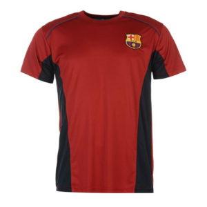 Barcelona Polyester Tričko Pánské
